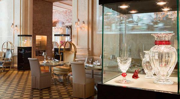 Тематические ужины «Ароматы лета» в ресторане «Cristal Room Baccarat»