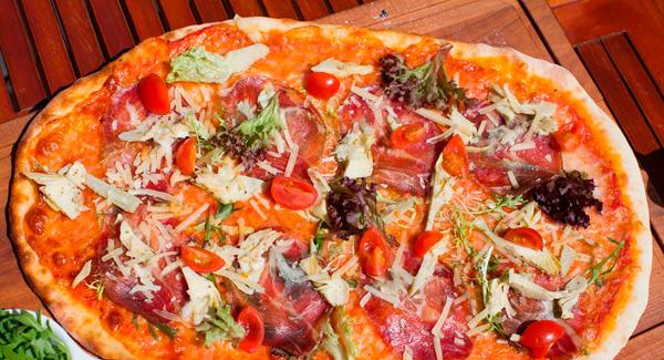 Пицца Табиска и другие новинки в ресторане «Остерии Бьянка»
