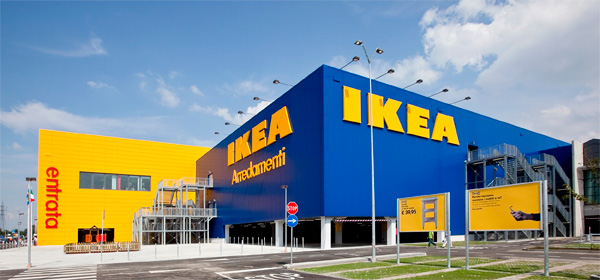 """IKEA спустя год нашла замену """"санкционному"""" лососю для своих ресторанов в России"""