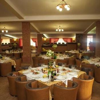Ресторан с уникальной русской кухней.
